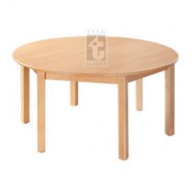 Kulatý stůl, průměr 120 cm