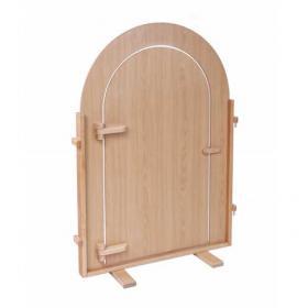 Paraván dveře